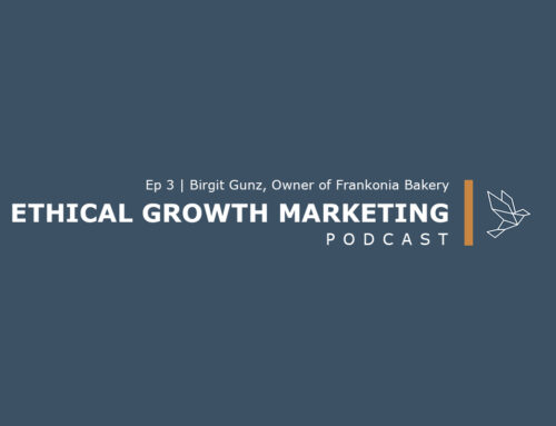 Ethical Growth Marketing Podcast: Birgit Gunz Frankonia Bakery
