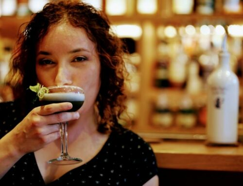 Kate Gregory Co-Founder of The Gin Kitchen & aeronautical engineer