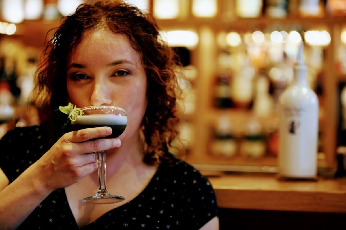 Kate Gregory, co-founder of The Gin Kitchen, and aeronautical engineer