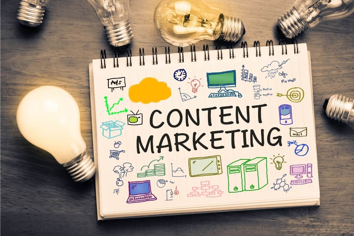 Content marketing is key for SEO Optimisation