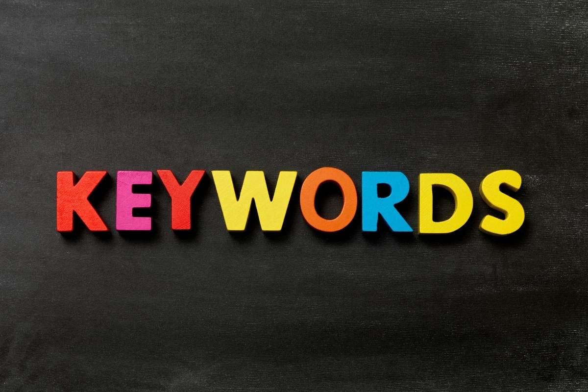 Keyword research is key for SEO Optimisation