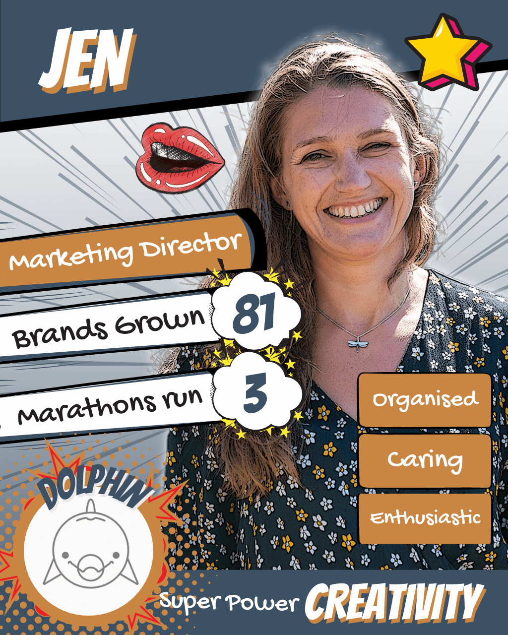 Jen Bayford | Growt Animals Co-Founder and Marketing Director